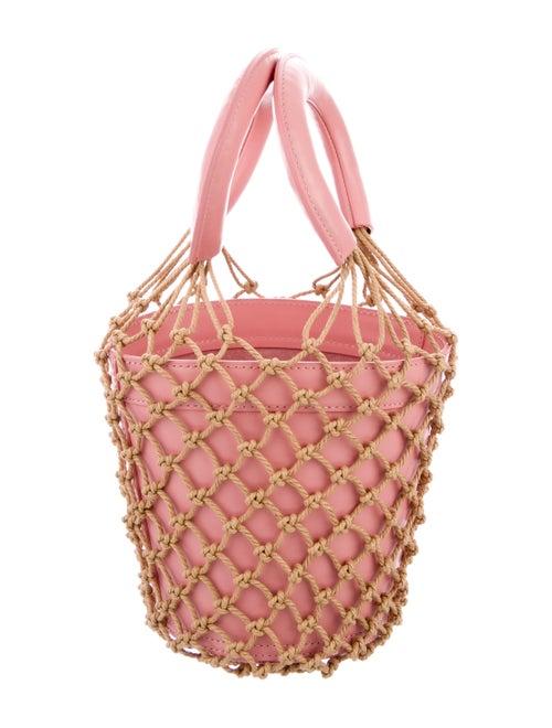 Staud Moreau Bucket Bag Pink