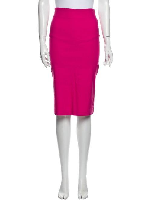 Staud Knee-Length Skirt Pink