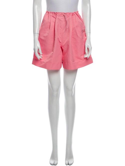 Staud Knee-Length Shorts w/ Tags Pink