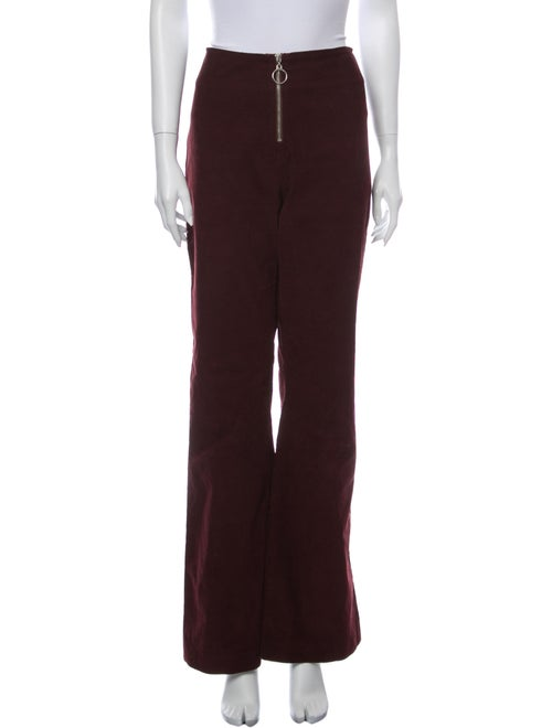 Staud Wide Leg Pants