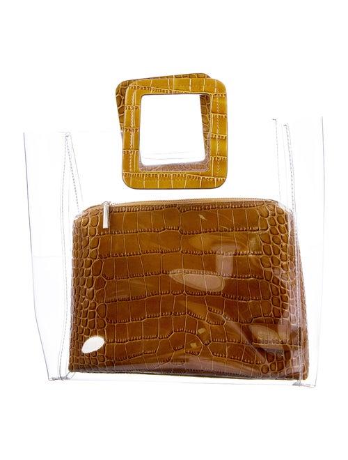 Staud Shirley Bag Clear