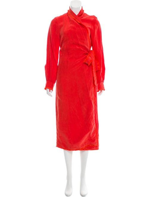 Stine Goya Coat Orange