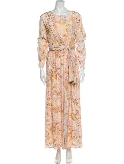 Stine Goya Silk Long Dress