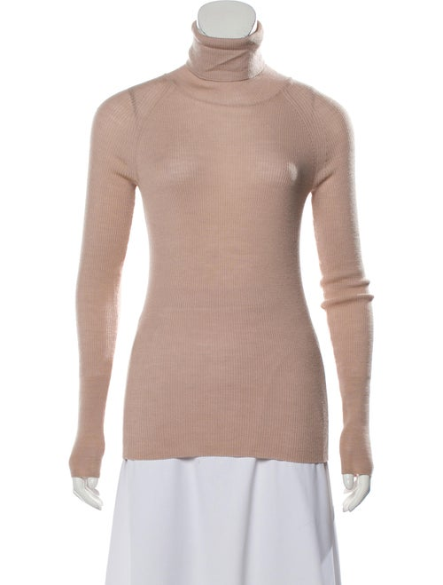 Stills Turtleneck Long Sleeve Top Pink