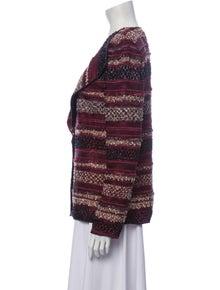 St. John Couture Striped Blazer