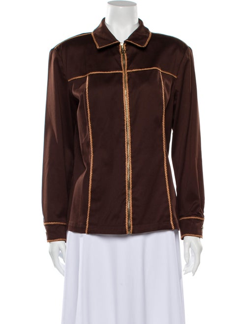 St. John Sport Jacket Brown