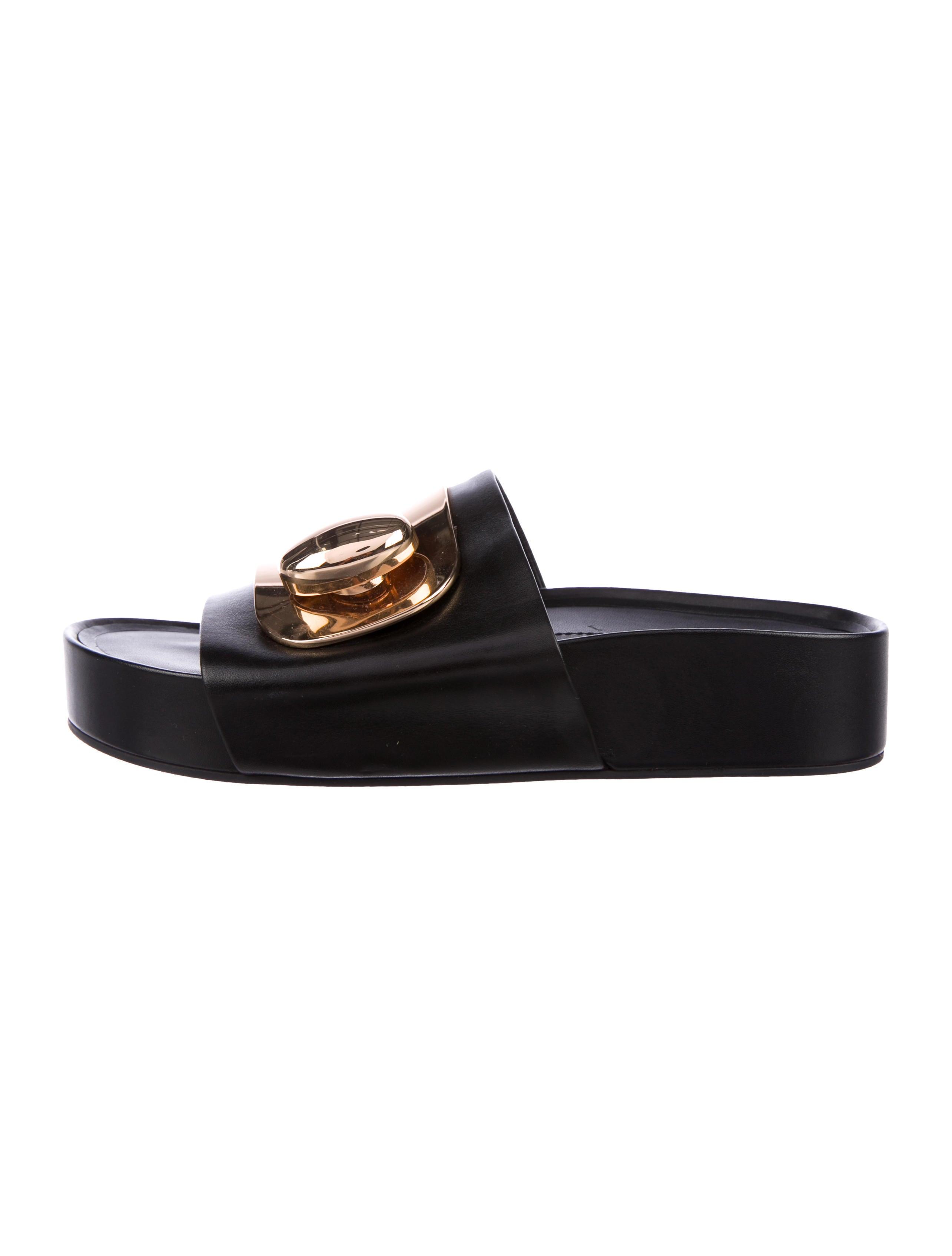 Stella Luna 2018 Leather Buckle Sandals order sale online x4FjOGb