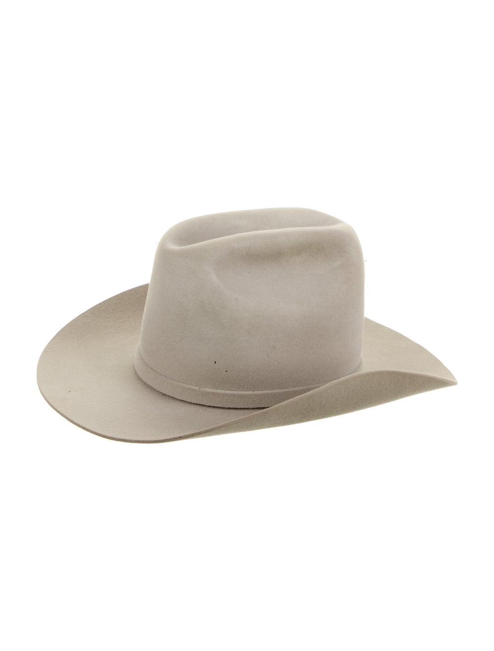 Stetson Wide Brim Hat grey - image 2