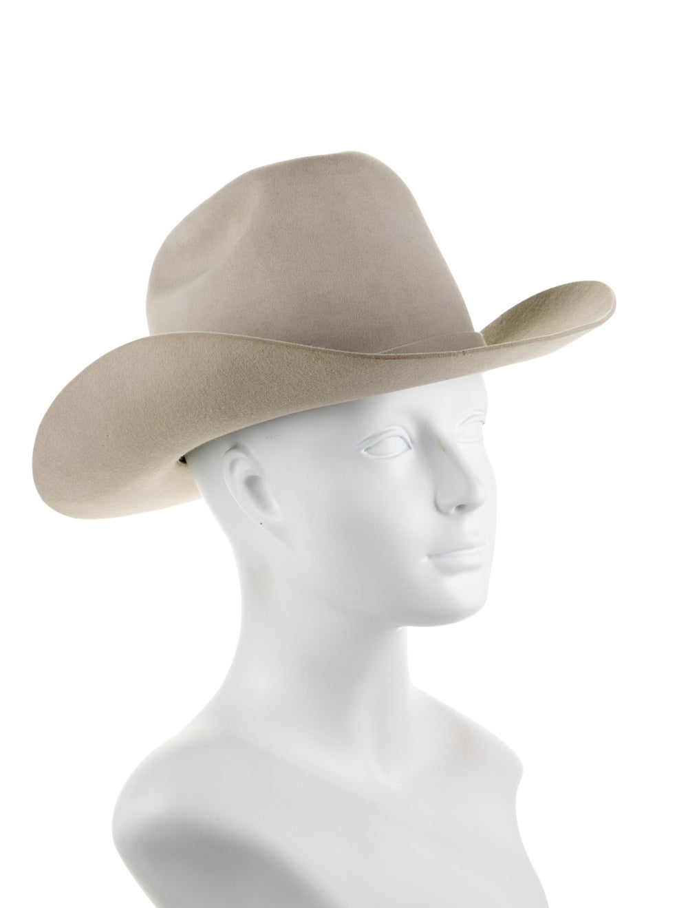 Stetson Wide Brim Hat grey - image 3