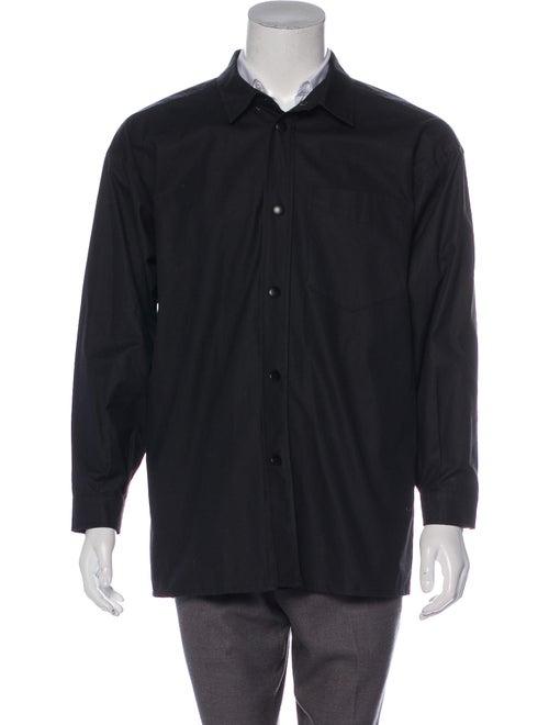 Stutterheim Coated Shirt Jacket