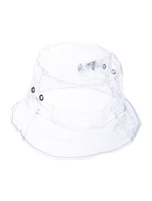 Stutterheim PVC Bucket Hat Clear
