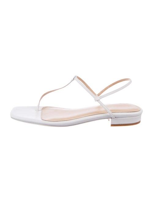 Studio Amelia Leather Sandals w/ Tags
