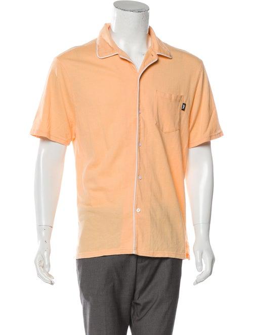 Stüssy Knit Polo Shirt w/ Tags