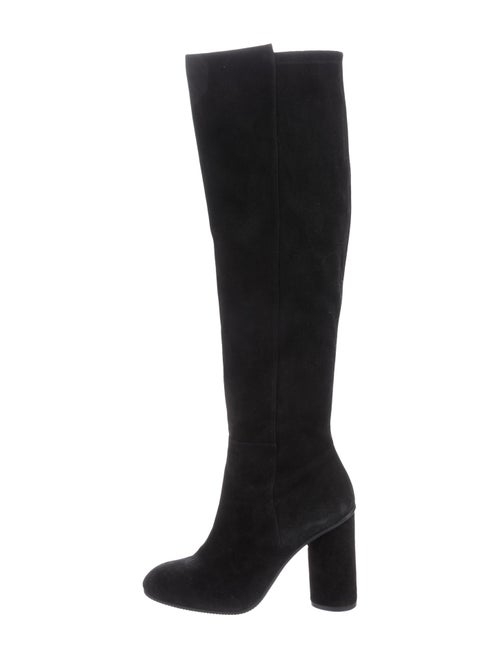 Stuart Weitzman Eloise Over-The-Knee Boots Black