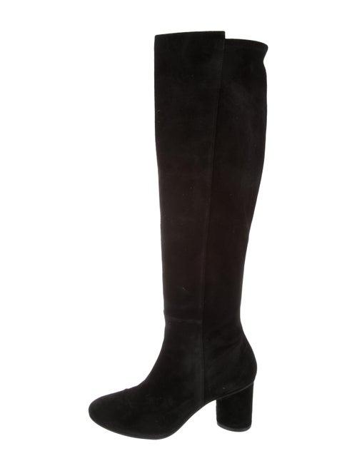 Stuart Weitzman Eloise Knee-High Boots Black