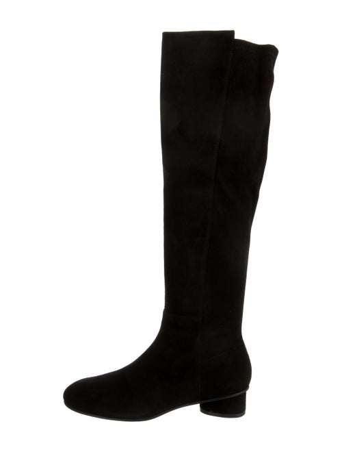Stuart Weitzman Over-The-Knee Suede Boots w/ Tags
