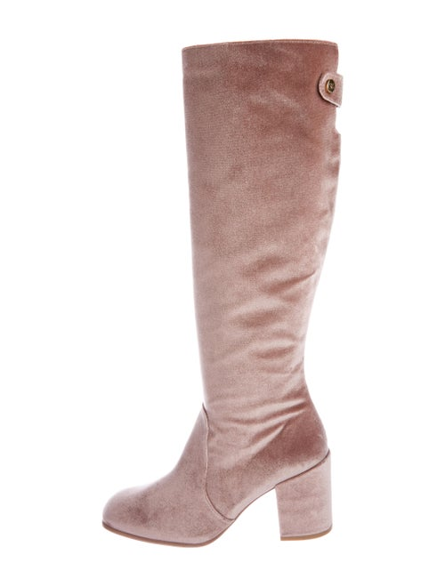 Stuart Weitzman Boots Pink