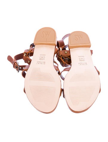 On the Run Sandals