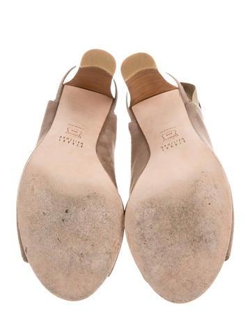 Peep-Toe Booties