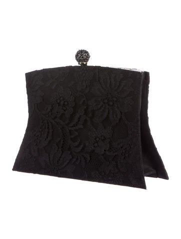 Lace Frame Clutch