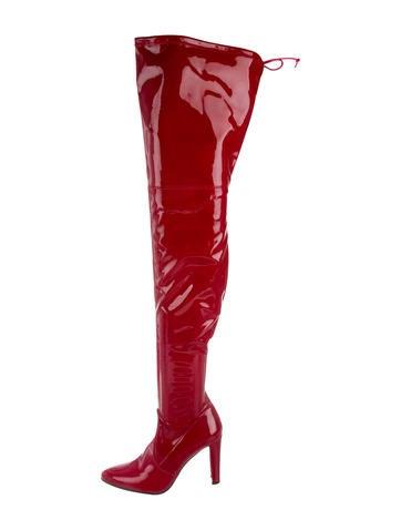 Highland Thigh-High Boots