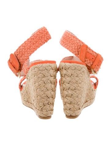 Alex Crochet Wedges