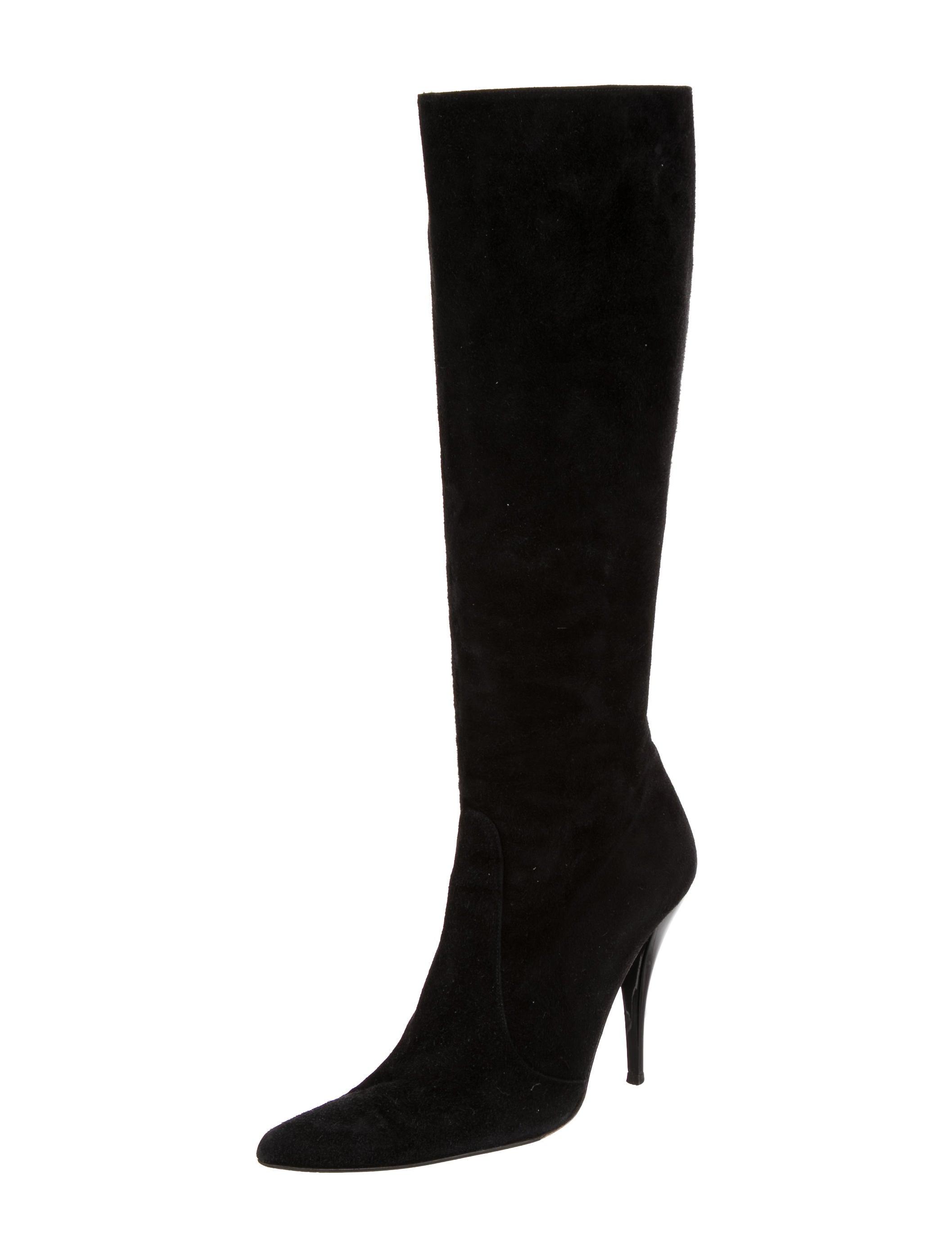 stuart weitzman suede knee high boots shoes wsu26591
