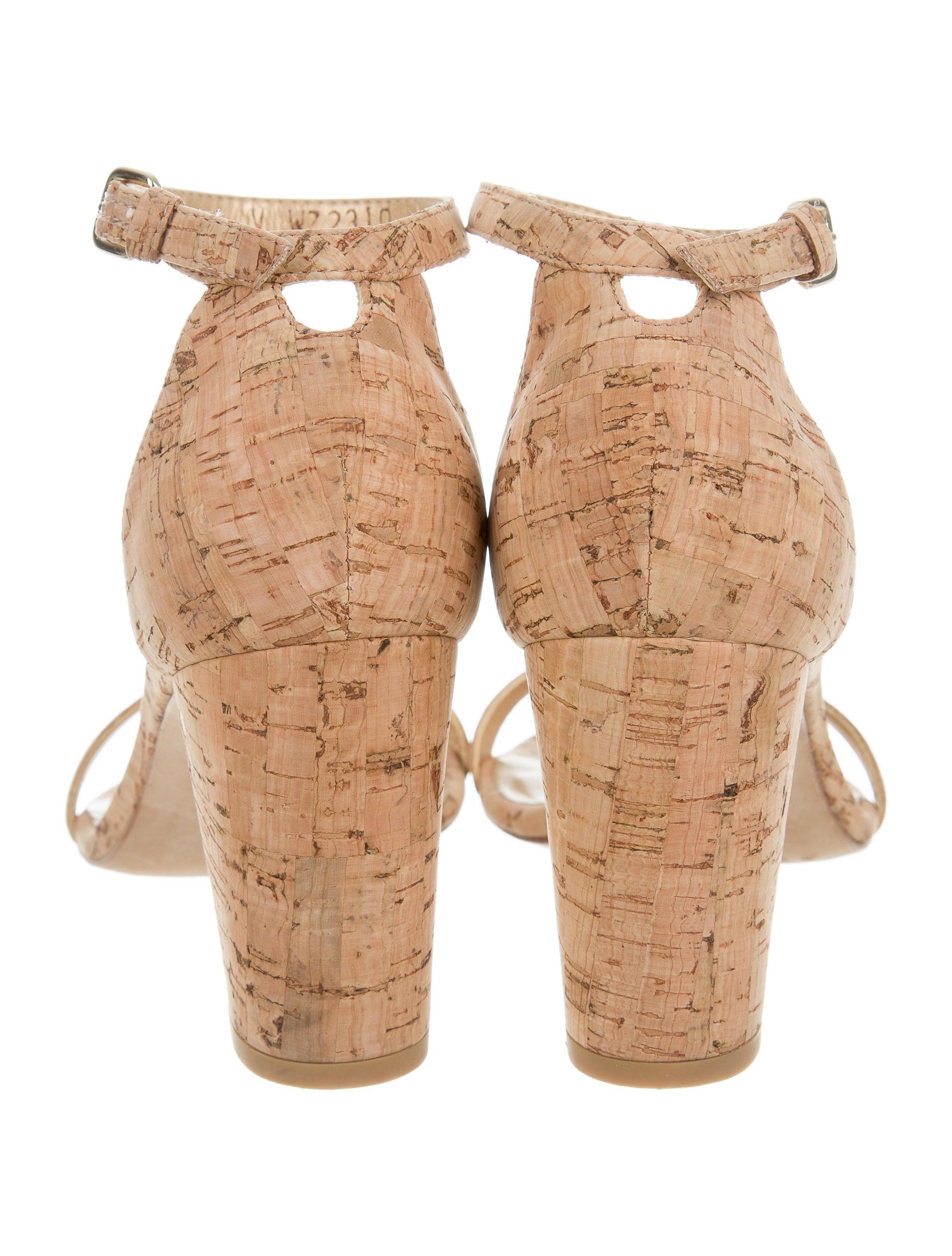 Stuart Weitzman Nearly Nude Sandals - Shoes - Wsu30754  The Realreal-9948