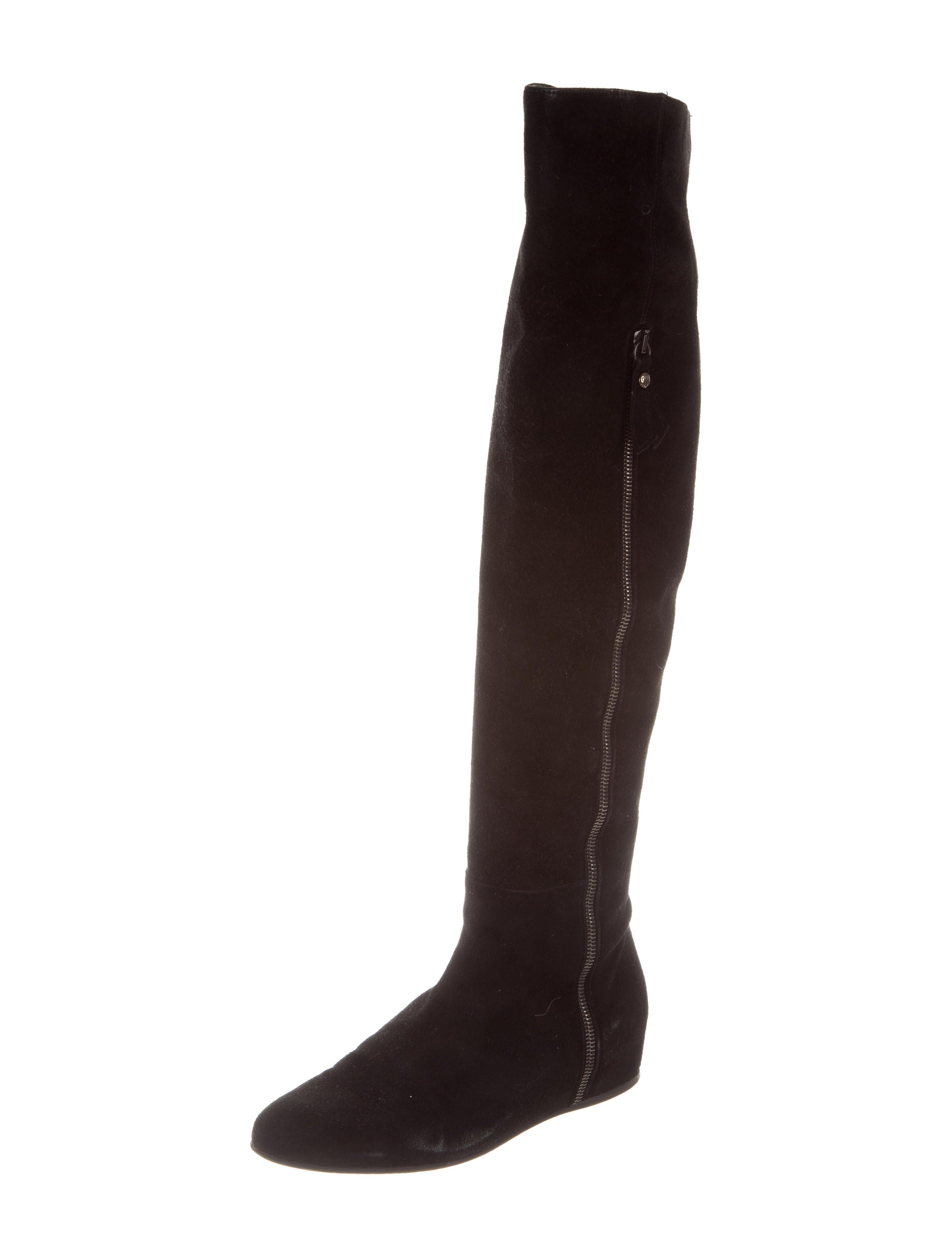 stuart weitzman suede the knee boots shoes