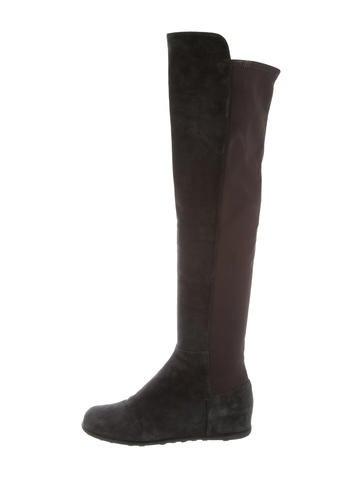 Stuart Weitzman Over-The-Knee Boots None