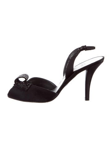 free shipping exclusive Tibi Ponyhair Slingback Pumps cheap price in China 4ZfkP5