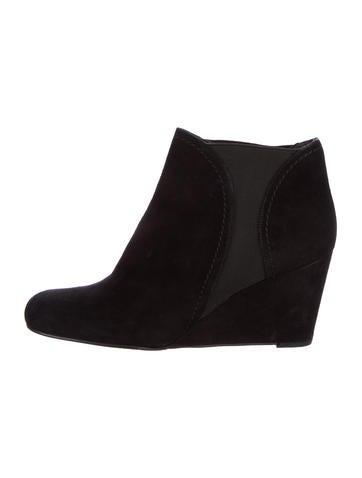 for sale Stuart Weitzman Leisure Wedge Boots footlocker pictures cheap online footlocker sale cheap P1ZuX