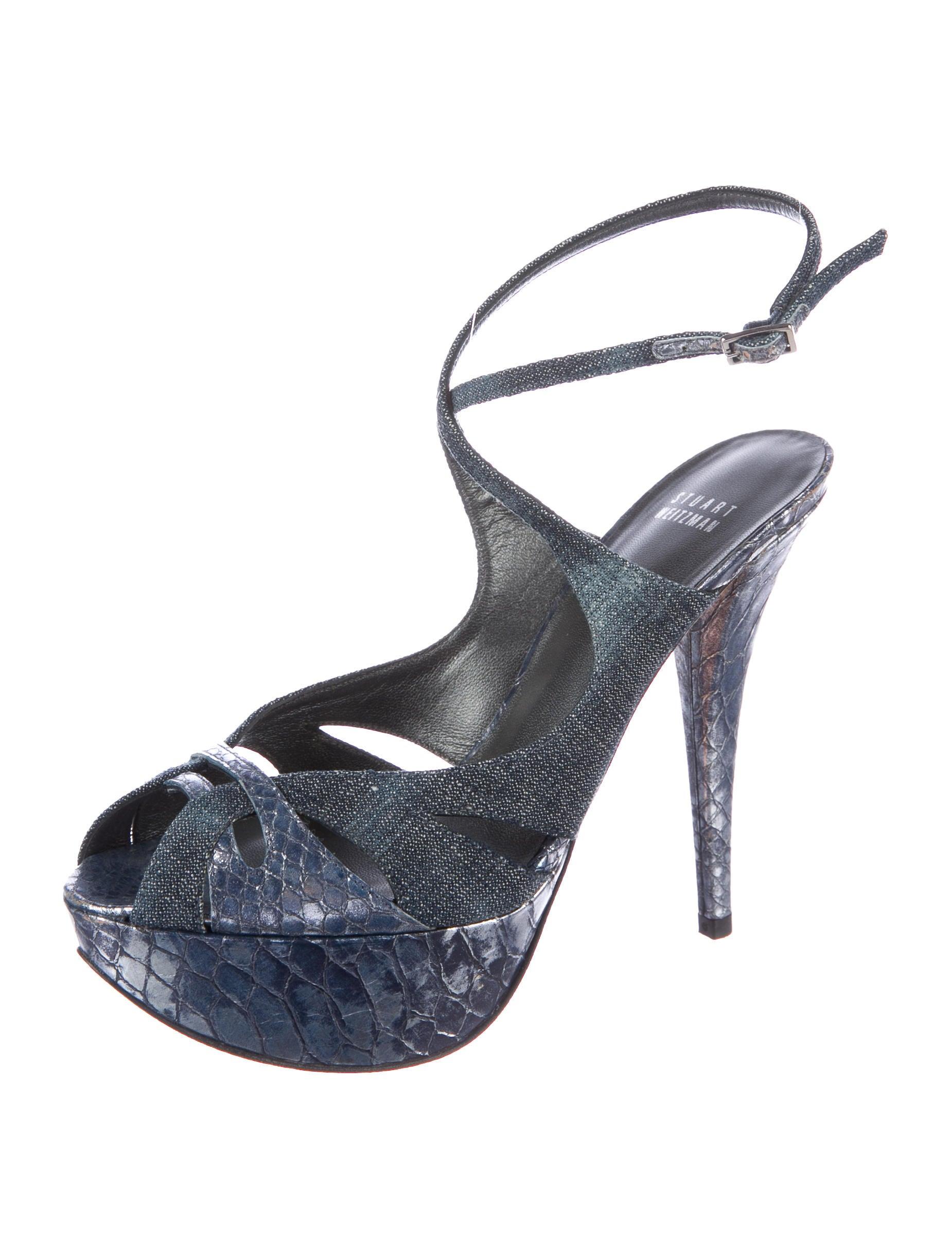 Stuart Weitzman Jive Platform Sandals tumblr sale online clearance fast delivery outlet affordable genuine big discount 0kU9wdXr