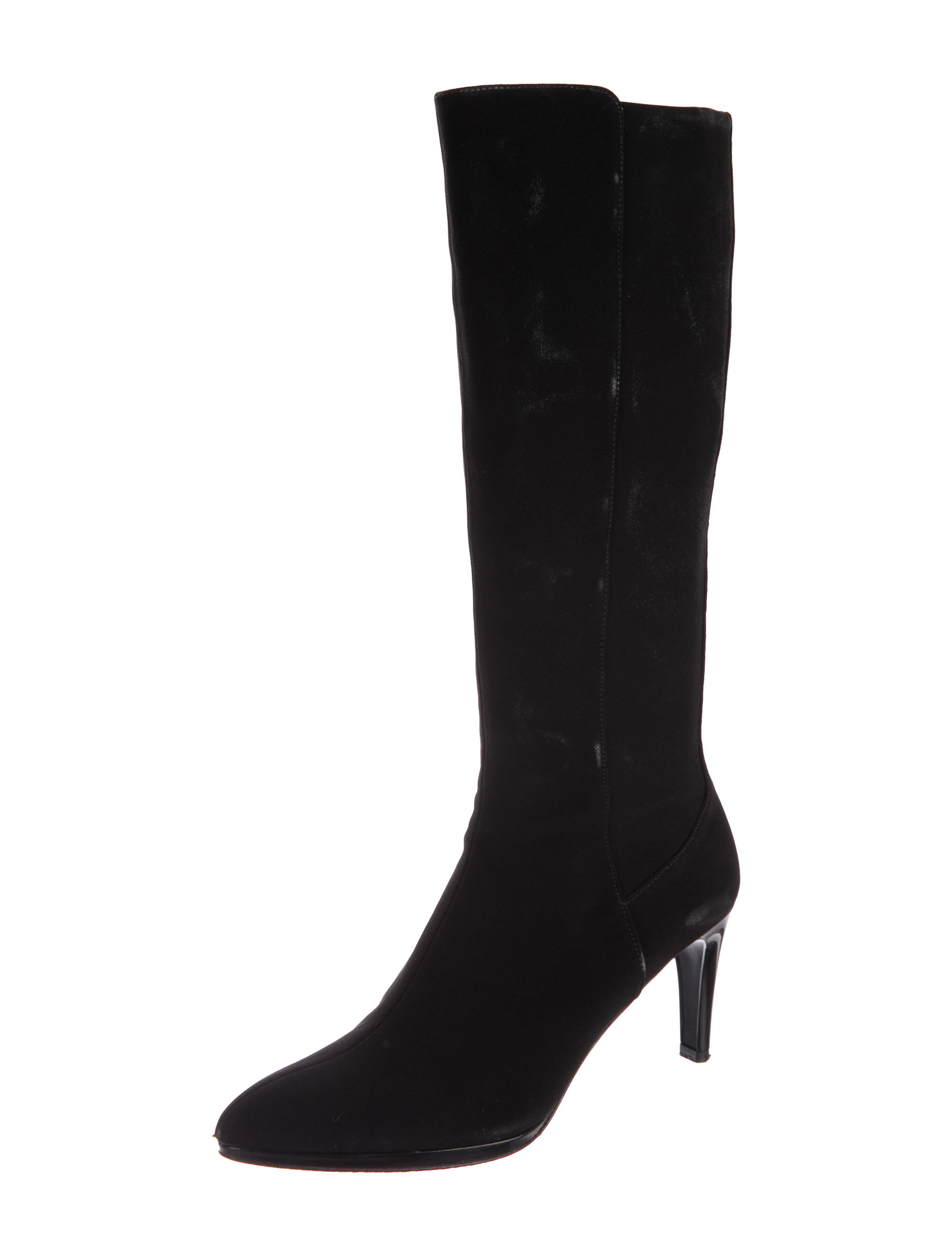 Stuart Weitzman Canvas Knee-High Boots outlet from china buy cheap get to buy best place for sale buy cheap 2015 dkGsnB6PL