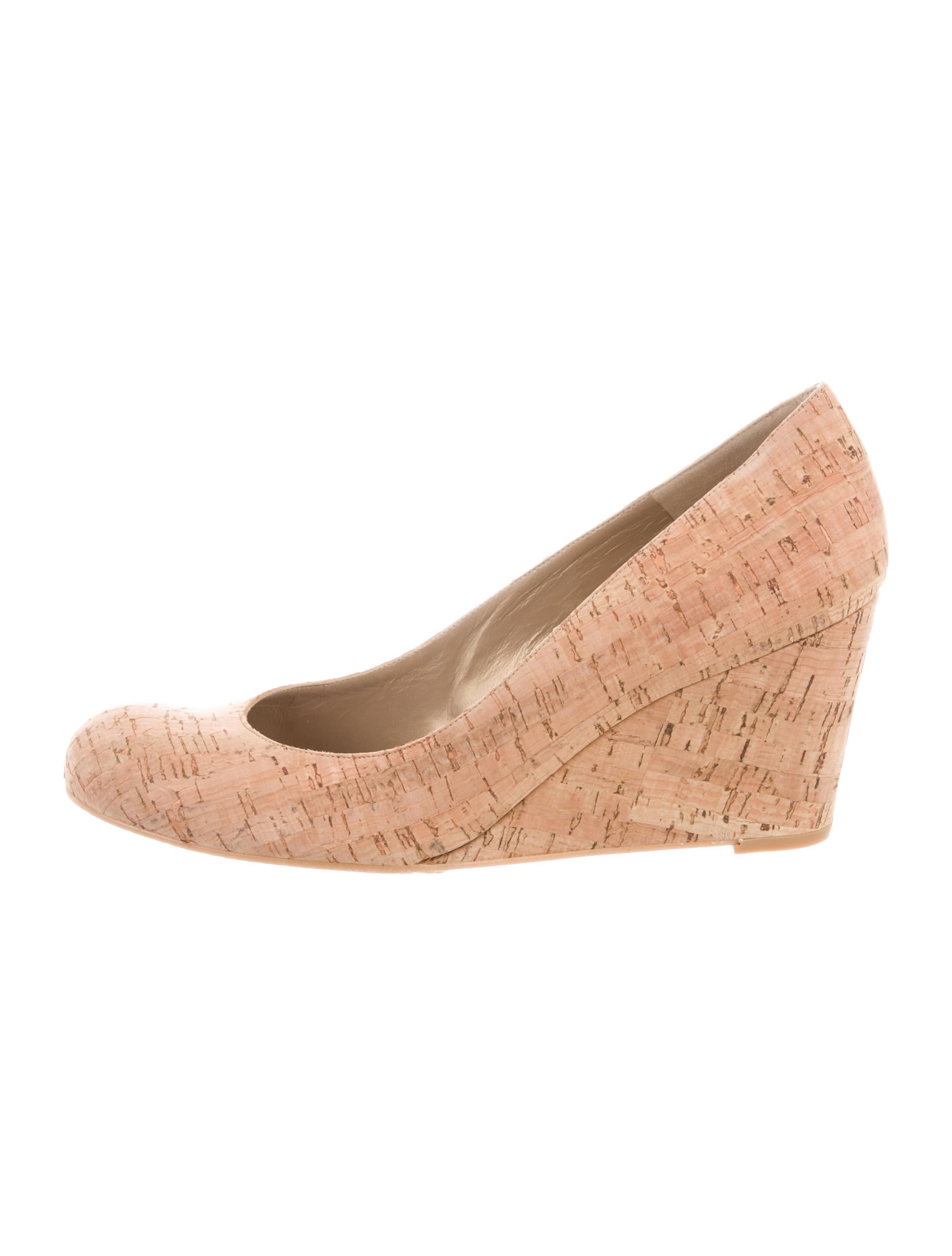 cheap sale extremely clearance store cheap price Stuart Weitzman Luna Cork Wedges w/ Tags discount fashion Style bFTjz