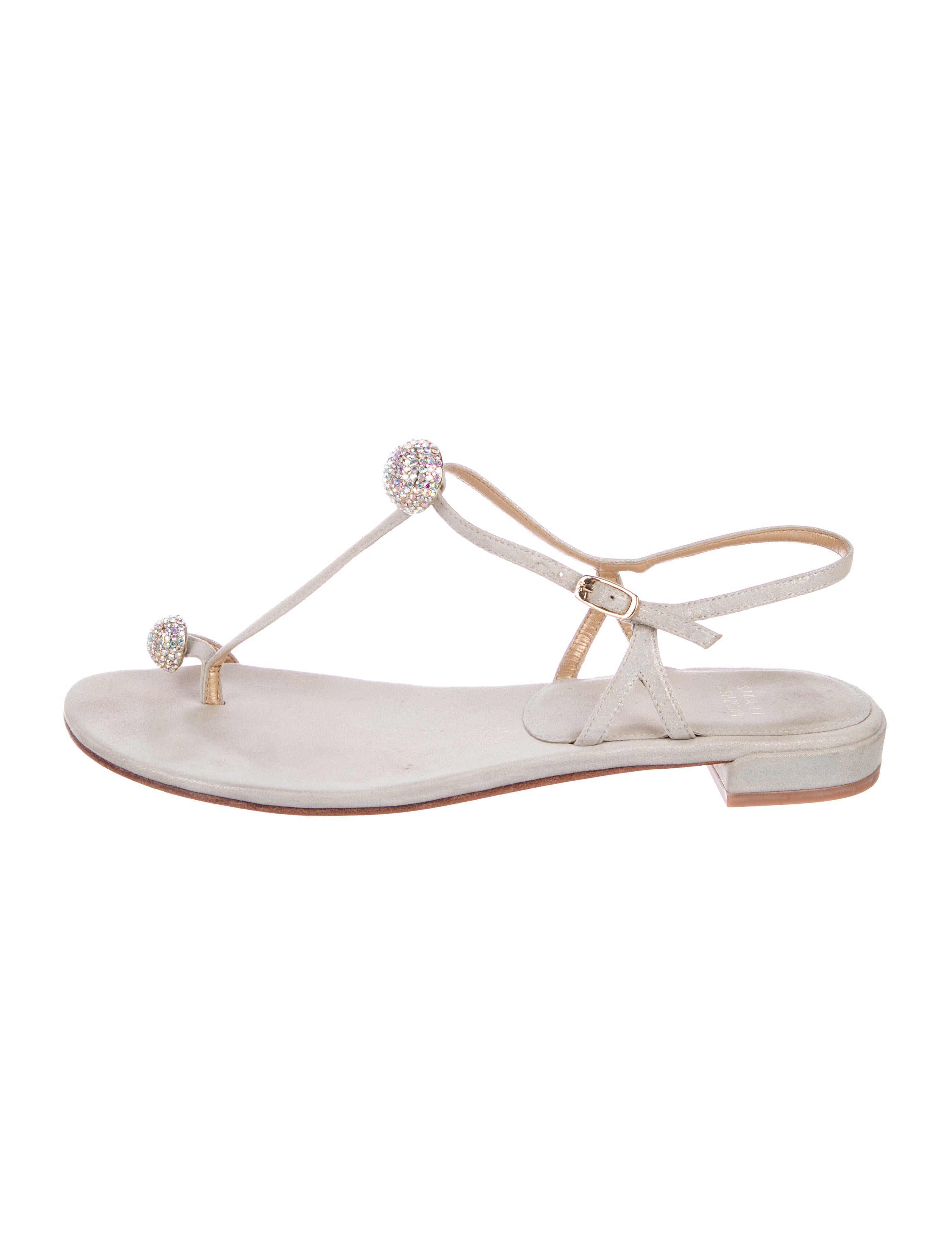 low price fee shipping cheap price Stuart Weitzman Balls Of Fire Iridescent Sandals clearance manchester great sale discount newest for cheap Il2EkR