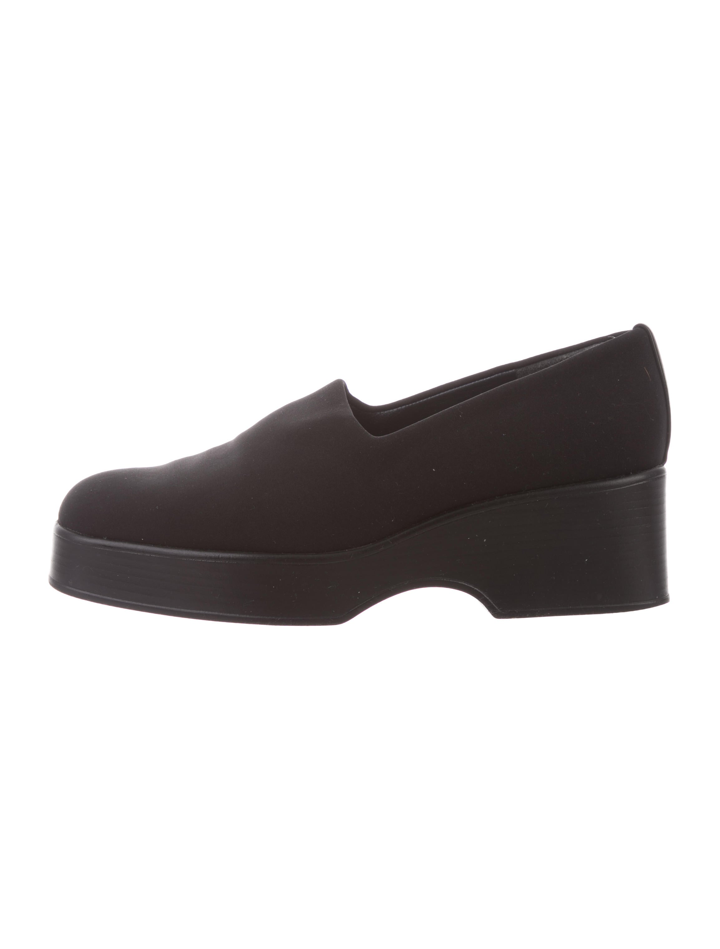 sale free shipping really sale online Stuart Weitzman Round-Toe Flatform Loafers sneakernews cheap online sale outlet store y1op9