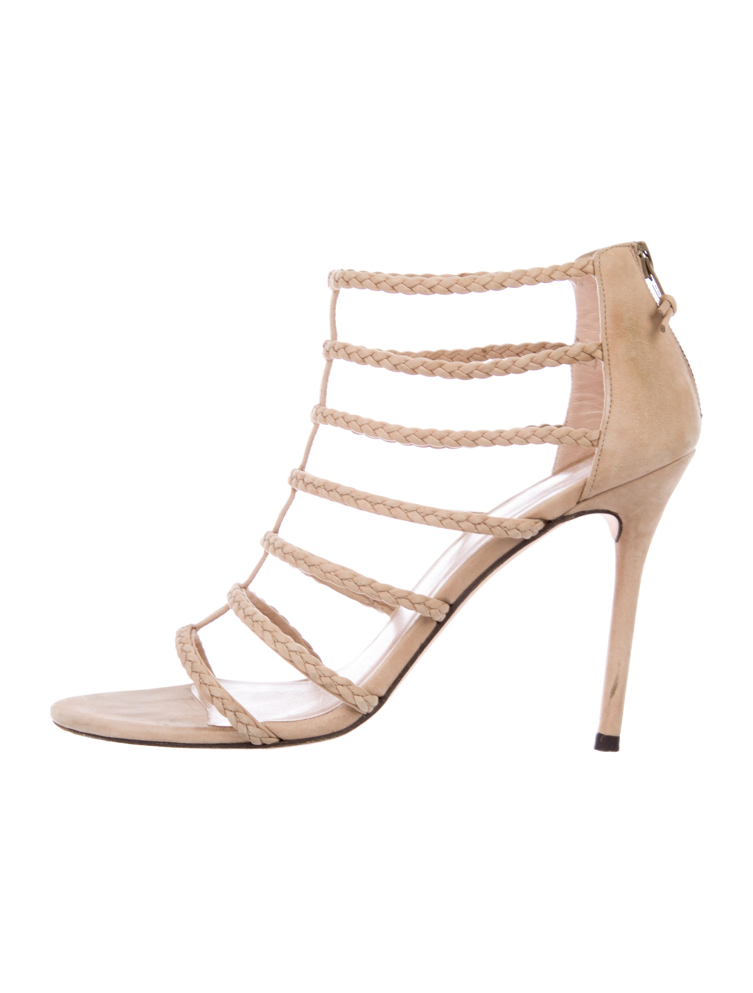 clearance shop Stuart Weitzman Truelove Cage Sandals cheap sale shop for discount websites fast delivery buy cheap visit new S2YCA7w23H