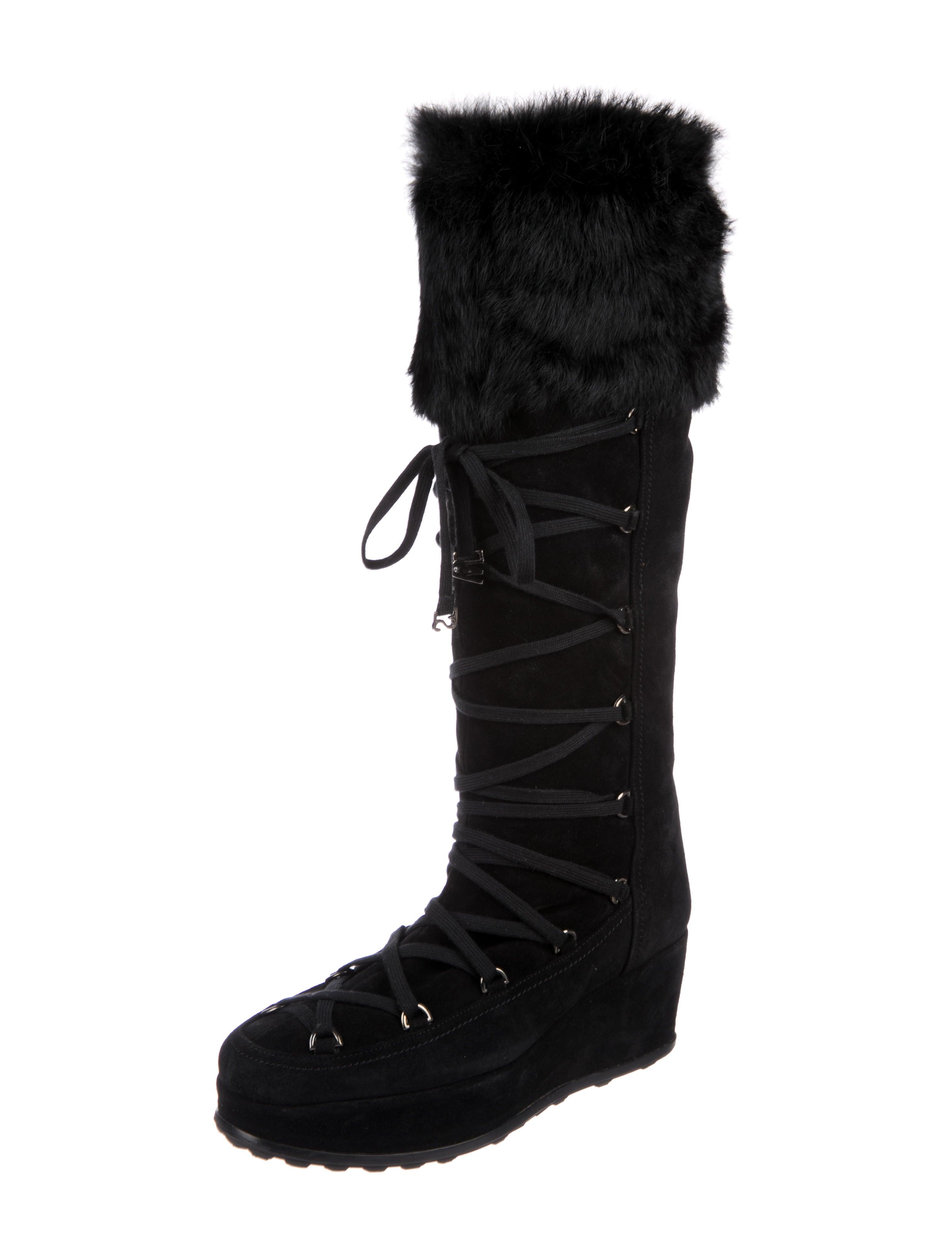 Stuart Weitzman Troll Knee-High Boots discount cost f7GW0obiM