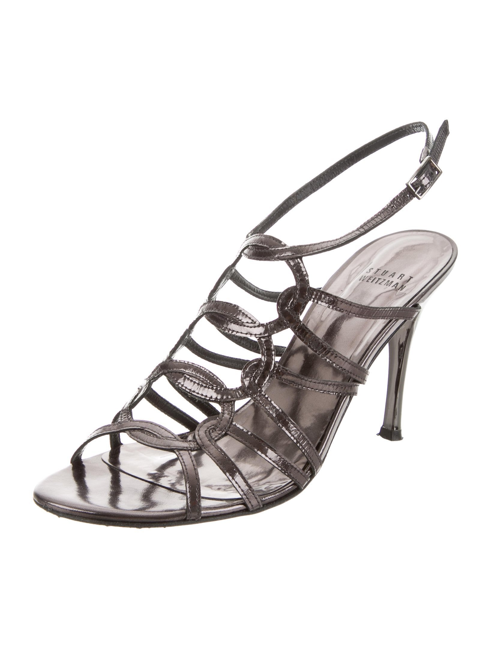 new styles cheap price Stuart Weitzman Saturn Cage Sandals cheap sale clearance clearance outlet cheap price cost 94rljUQAUA