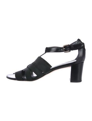 footlocker finishline sale online Stuart Weitzman Elasticized Caged Sandals cheap for sale oE6mH