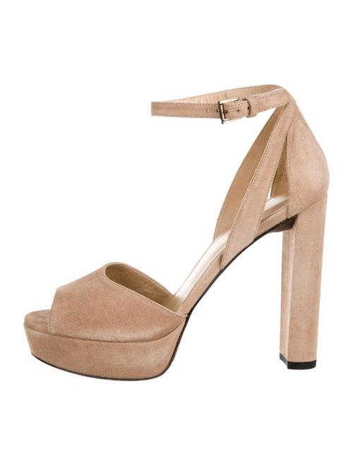 fcab659a09e Stuart Weitzman Hijinx Platform Sandals - Shoes - WSU58420