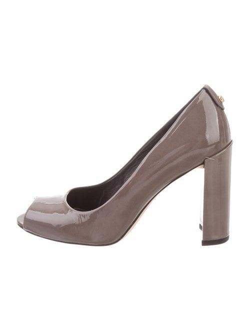 f8962a72deda Stuart Weitzman Lille Peep-Toe Pumps - Shoes - WSU75743