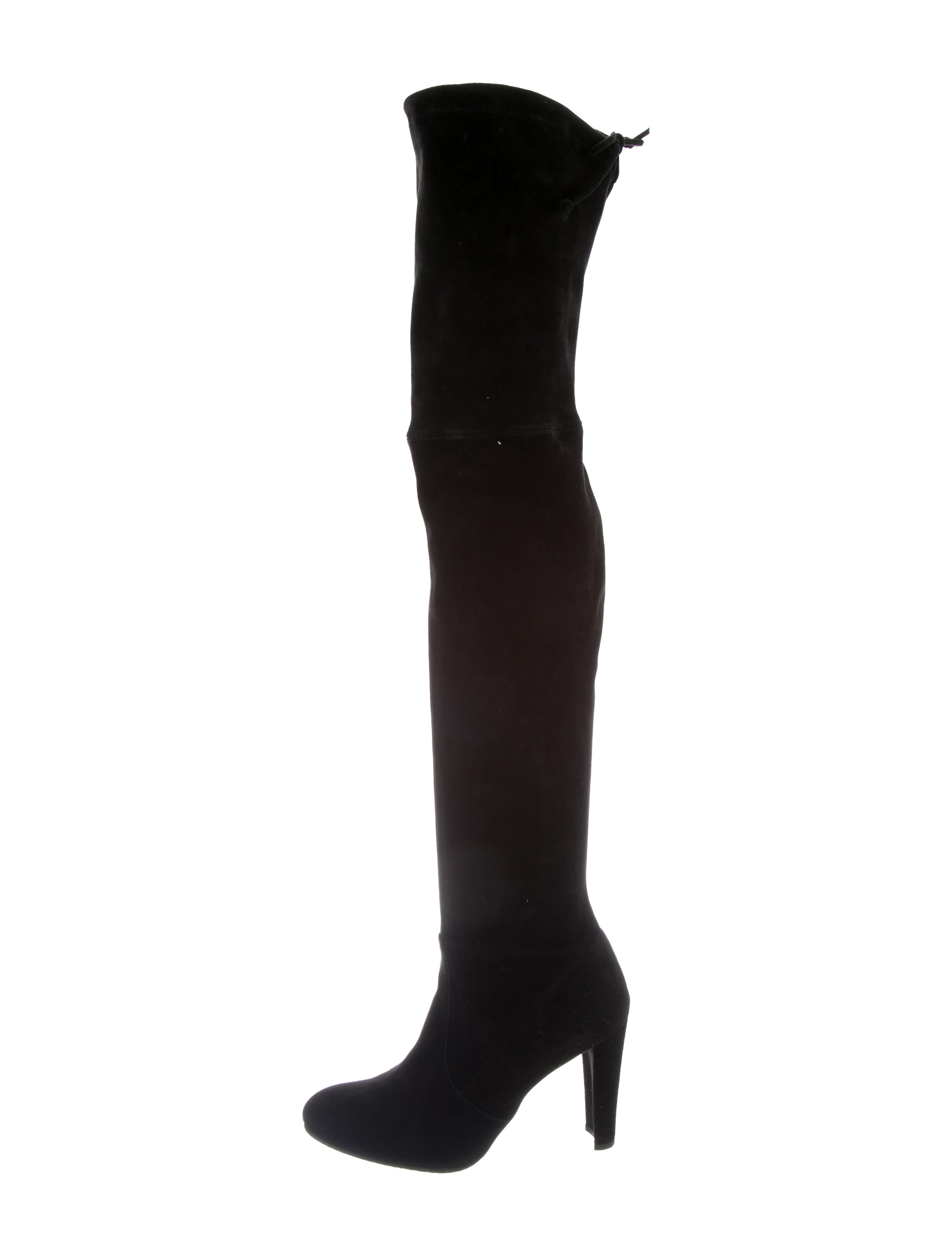 41d204b4727 Stuart Weitzman Highland Over-The-Knee Boots - Shoes - WSU76092 ...