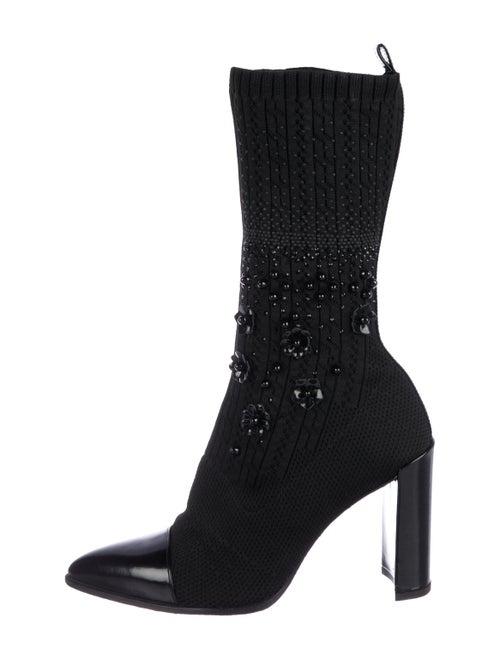 12f1a0a2d Stuart Weitzman Sock Hop Mid-Calf Boots - Shoes - WSU79873   The ...
