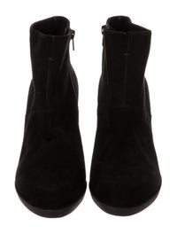 Suede Ankle Boots image 3
