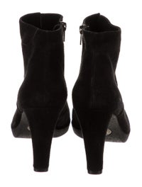 Suede Ankle Boots image 4