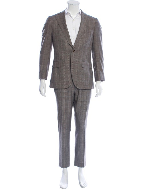 Suitsupply Plaid Two-Piece Suit