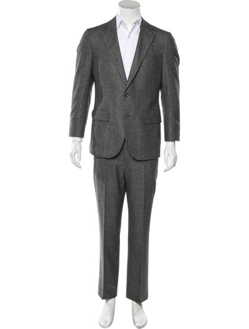 Suitsupply Wool Two-Piece Suit wool