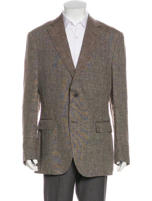 Suitsupply Linen Two-Piece Blazer